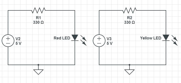 Two Diode Circuit