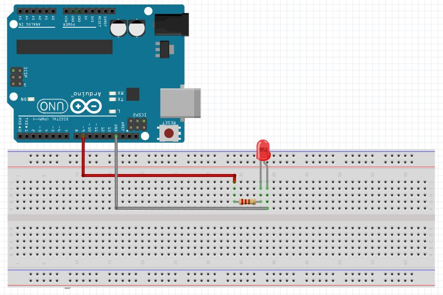 Arduino LED Circuit