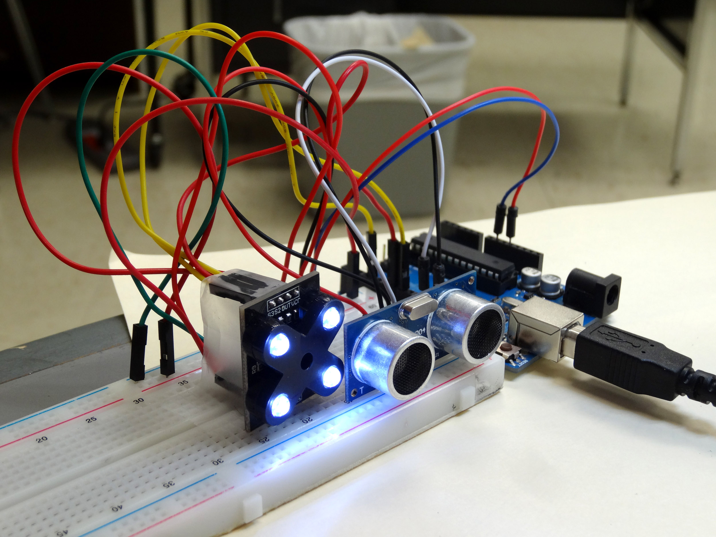 Light Sensors - Basic Electronics Tutorials and Revision