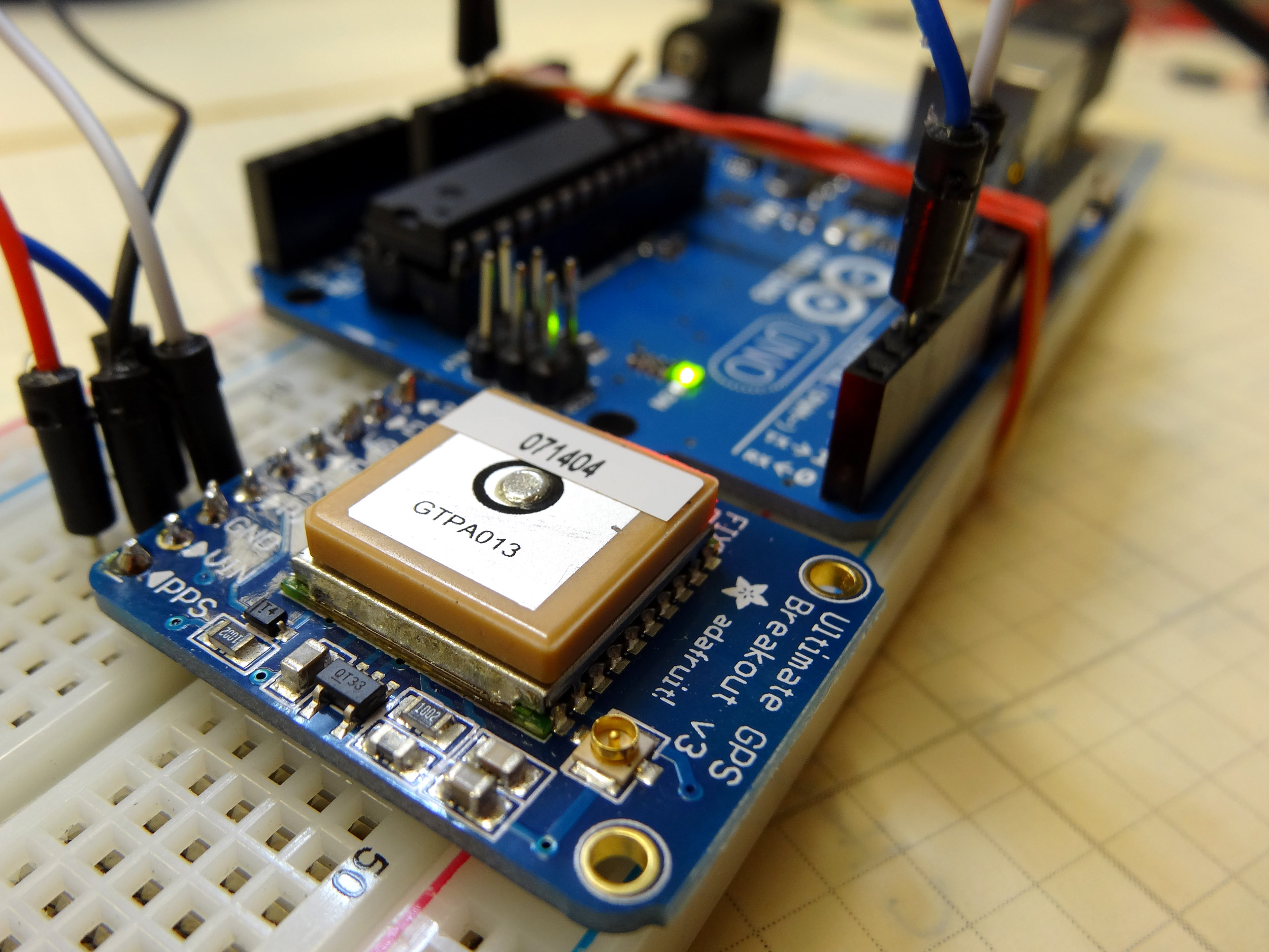 Lesson build an arduino gps tracker technology tutorials